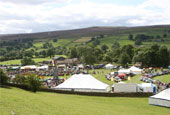 Reeth Show 2010 - Reeth showground