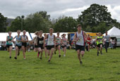 Reeth Show 2010 - Fell race