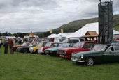 Reeth Show 2010 - Vintage cars